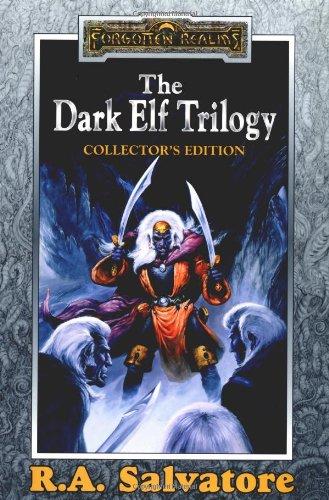 The Dark Elf Trilogy  Collector's Edition, R.A. Salvatore