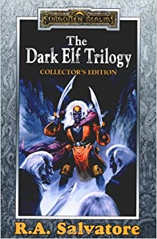 The Dark Elf Trilogy Collector S Edition Homeland