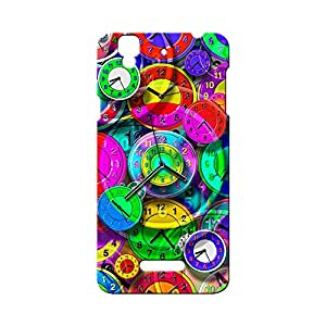 BLUEDIO Designer Printed Back case cover for Micromax Yu Yureka - G7665
