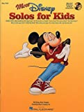 More Disney Solos For Kids. CD, Sheet Music for Piano, Vocal & Guitar