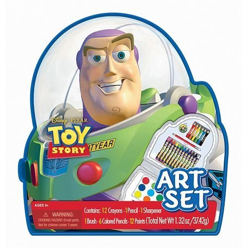 Disney Pixar Toy Story Art Set