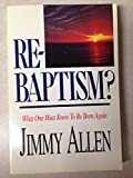 img - for Rebaptism book / textbook / text book