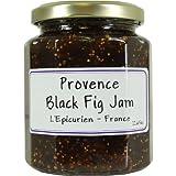 Provence Black Fig Jam - L'Epicurien - 11.6 oz jar