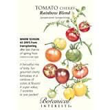 Cherry Tomato Rainbow Blend Gourmet Seeds