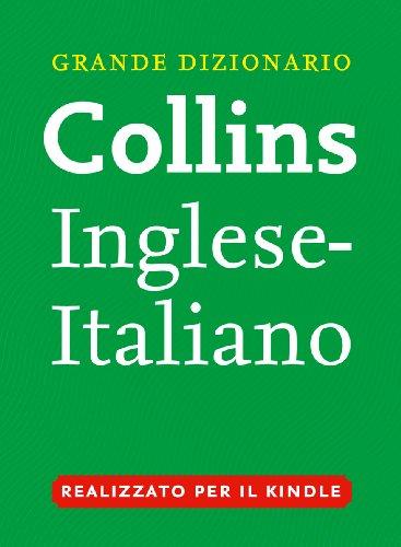 Ebook grande dizionario collins inglese italiano di collins for Traduzione da inglese a italiano