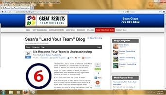 Lead Your Team Teambuilding Blog
