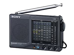 SONY FM/MW/SW1-7 ワールドバンドレシーバー ICF-SW23