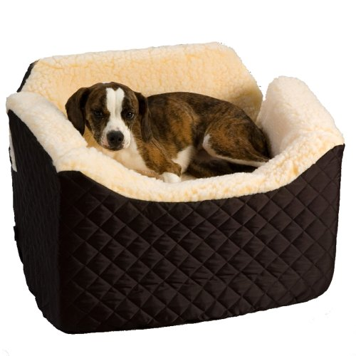 Pet Car Seat - Lookout I Medium (Black) (22