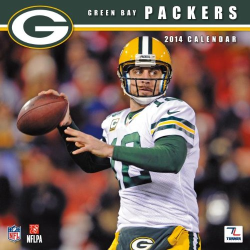 Green Bay Packers 2014 Calendar
