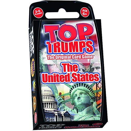 United States Card Game - 1