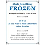 Music From Disney's Frozen For Harp....