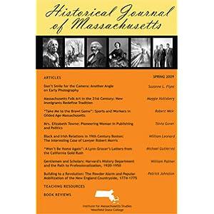 Historical Journal of Massachusetts