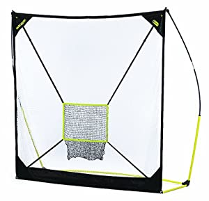 SKLZ Quickster 7 x 7-Foot Net with Baseball Target