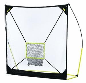 SKLZ Quickster 7 x 7-Foot Net with Baseball Target