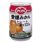 ポン 愛媛みかんストレート100% 280g×24本