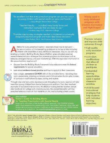 Critical Building Blocks Of Literacy Preschool
