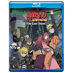 Naruto Shippuden the Movie: Lost Tower [Blu-ray]