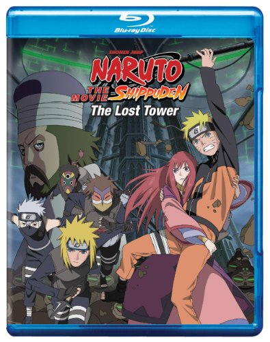 Shippuden Movie: Lost Tower BD