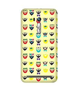 Beard-Colour-33 Asus Zenfone Selfie Case