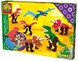 SES Creative Iron on Beads Dinosaurs