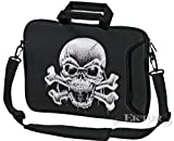 Laptop Notebook Sleeve Soft Case With Handle and Shoulder Strap