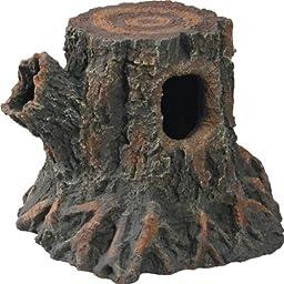 Medium, Realistic, Rustic Design Browns Stump Den