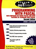 img - for Schaum's Outline of Programming with Pascal by Byron S. Gottfried (1994-01-01) book / textbook / text book