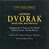 chefs d'oeuvre orchestrauxpar David Oistrakh...