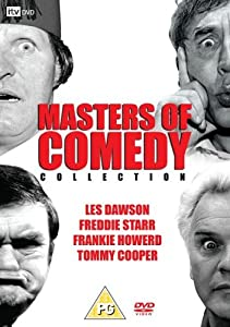 Masters Of Comedy Collection (4 Disc Box Set) [DVD]