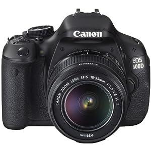 EOS 600D SLR-Digitalkamera