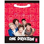 One Direction Plastic Party Loot Bags...