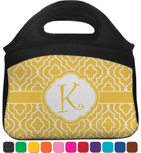 Trellis Lunch Tote (Personalized) front-815924