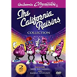 The California Raisins Collection