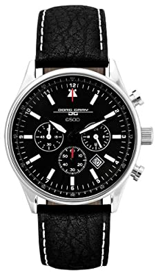 Jorg Gray 6500 Series Chronograph - As Worn By President Obama by Jorg Gray