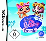 Littlest Pet Shop Freunde am Strand