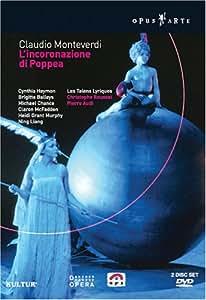 L' Incoronazione Di Poppea - Claudio Monteverdi / Cynthia Haymon, Brigitte Balleys