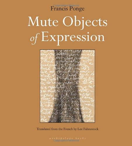 Mute Objects of Expression