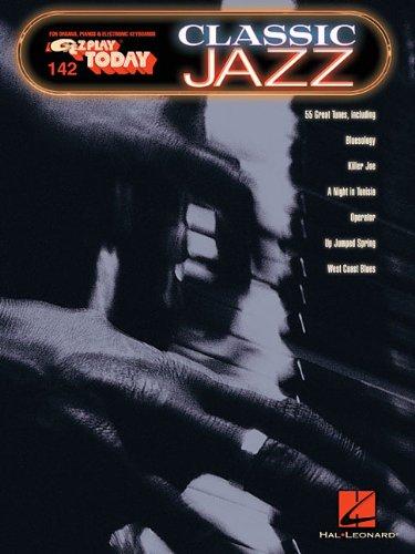E-Z Play Today (Classic Jazz Vol 142)