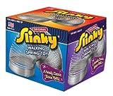 POOF-Slinky Model #100 Metal Original Slinky in Box, Single Item, Silver Children, Kids, Game