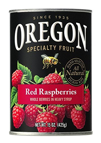 OREGON RASPBERRY RED, 15 OZ (Cheap Canned Goods compare prices)
