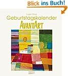 Geburtstagskalender AvantArt