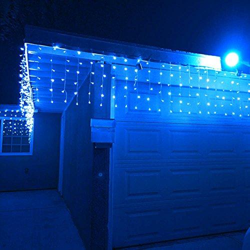 Curtains Ideas black friday curtain sales : Friday Sale 2'x10' 144 LED Decoration Curtain Light Christmas Xmas ...