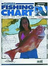 Florida Sportsman Fishing Chart Pensacola Wynne Haven Beach To Perdido Key
