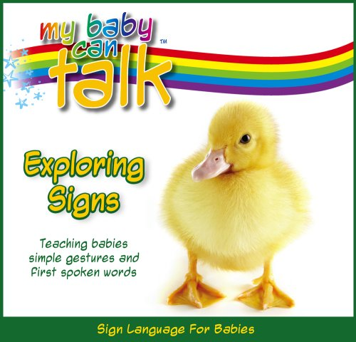 My Baby Can Talk - Exploring Signs Board Book