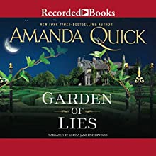 Garden of Lies (       UNABRIDGED) by Amanda Quick Narrated by Louise Jane Underwood