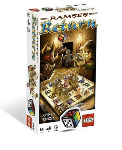 Imagen principal de LEGO Juegos de mesa 3855 - Ramses Return