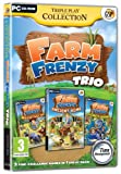 Triple Play Collection: Farm Frenzy Trio (PC CD)