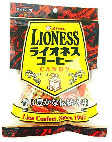ライオン菓子 ライオネスコーヒーキャンディー 100g×6袋