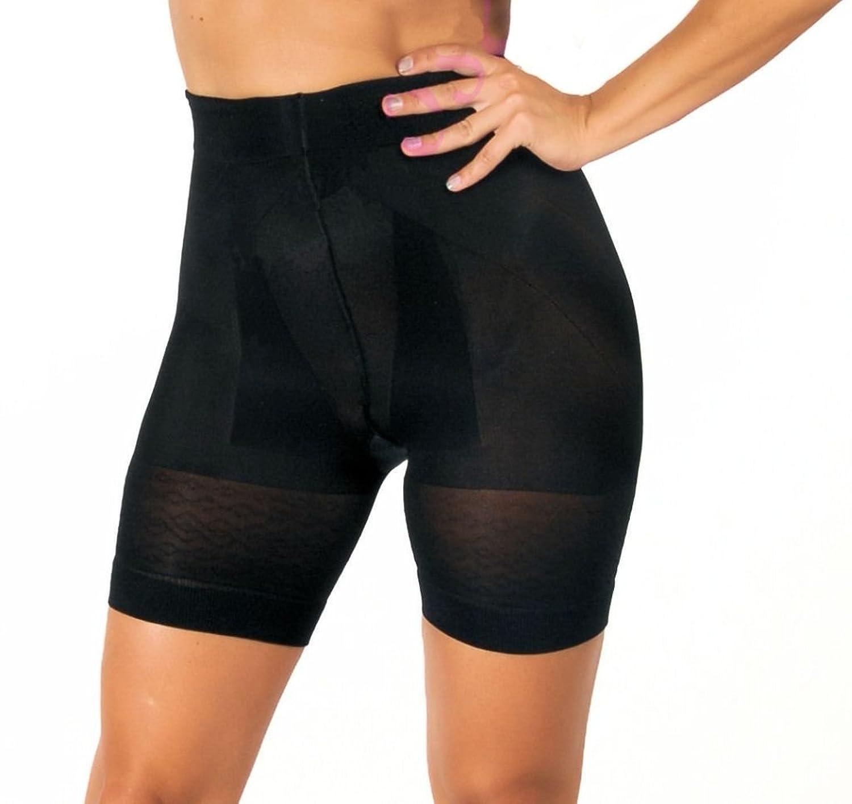 OriRose 10002 Slim Fit Short Schlank Miederhose - schwarz, skin oder weiss Gr. S-XXXL