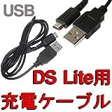 USB端子で便利なDS Lite用USB充電ケーブル